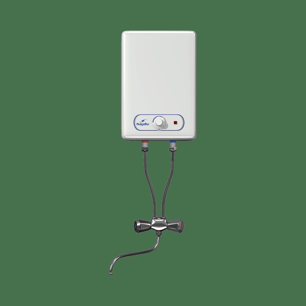 HAJDU FT10 tárolós vízmelegítő, elektromos, nyílt rend, felsős, 10l, 1.5kW