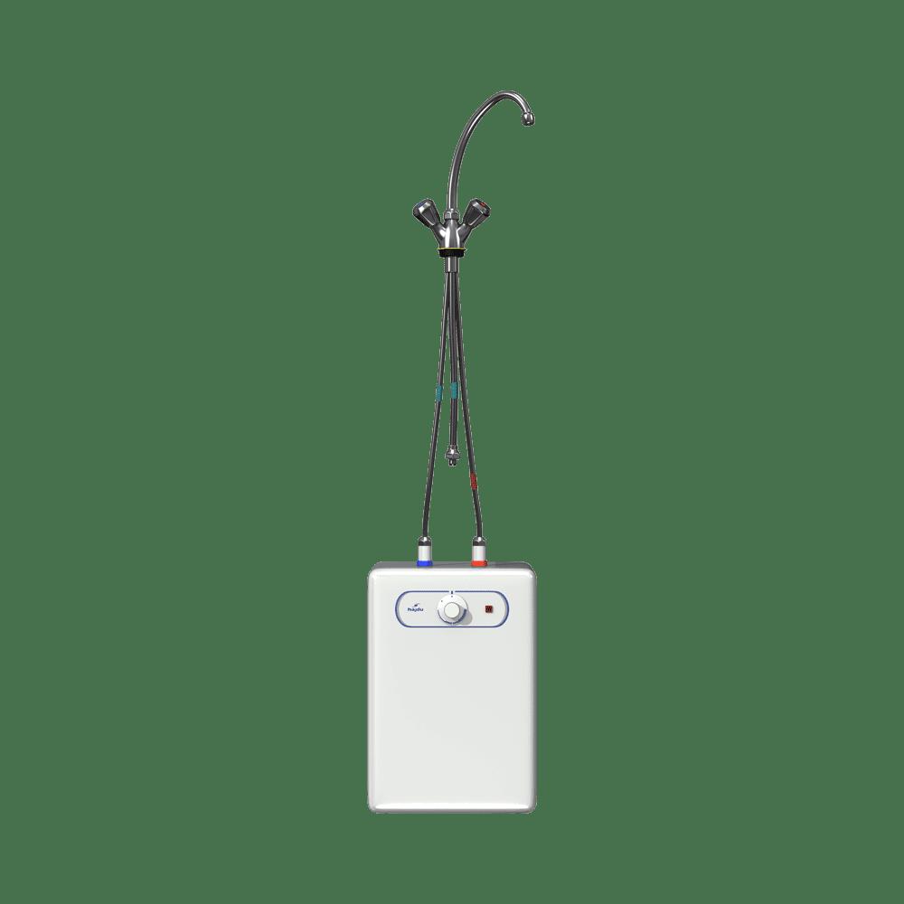 HAJDU FTA10 tárolós vízmelegítő, elektromos, KÉTGOMBOS, nyílt rend, alsós, 10l, 1.5kW