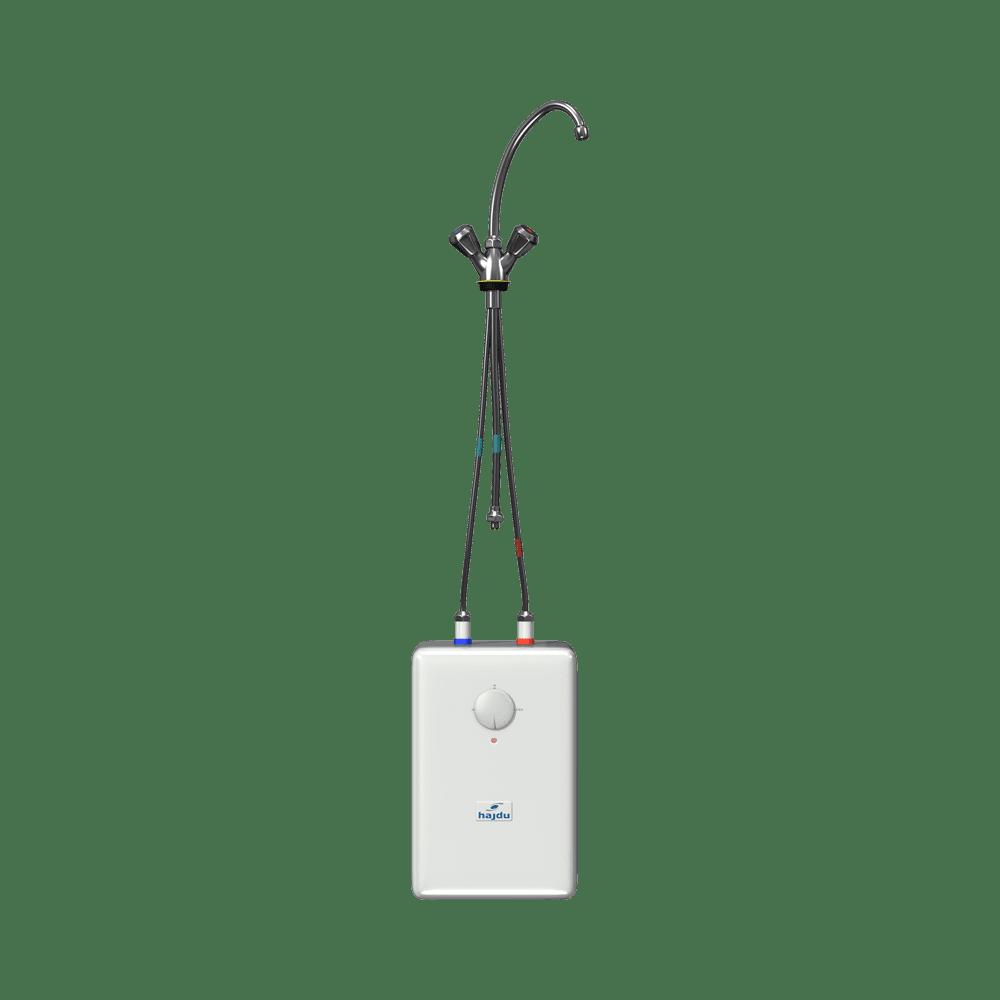HAJDU FTA5 tárolós vízmelegítő, elektromos,KÉTGOMBOS, nyílt rend,alsós,5l,1.5kW
