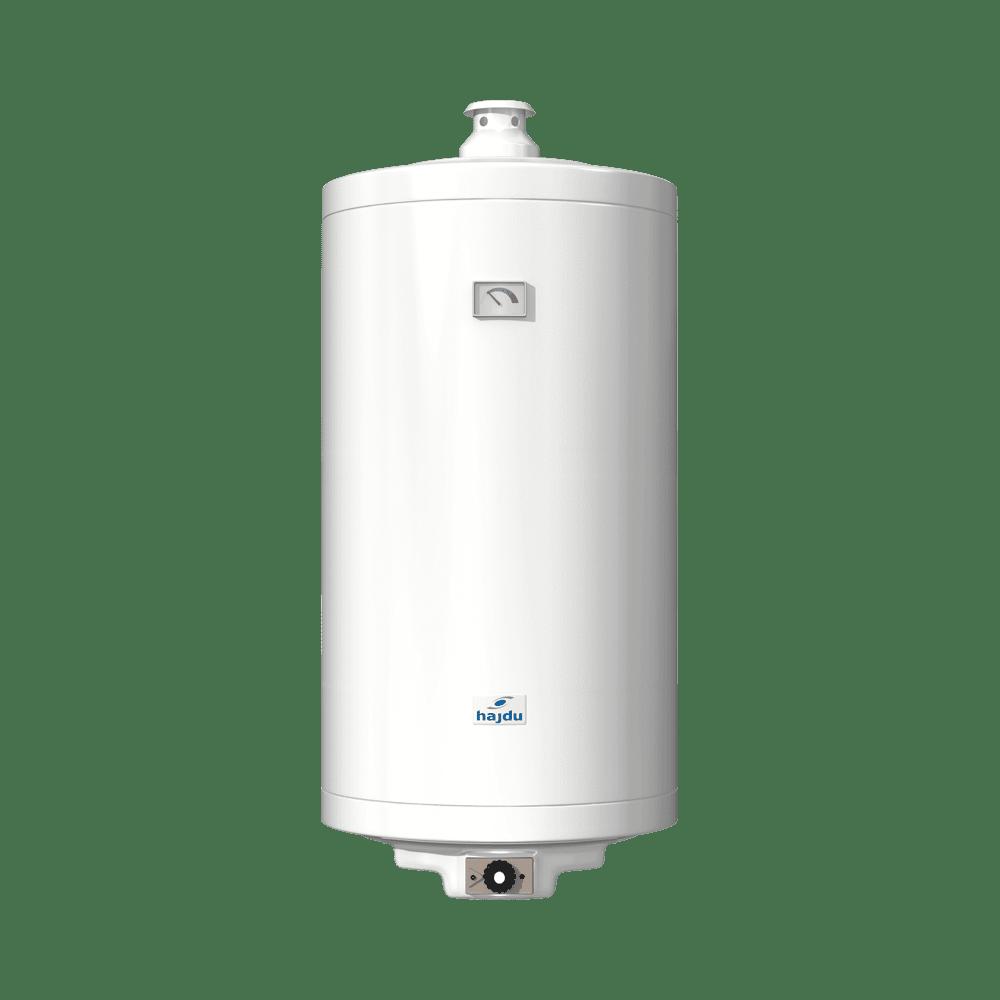 HAJDU GB120.2 tárolós vízmelegítő, gázüzemű, kémény nélküli, 120l