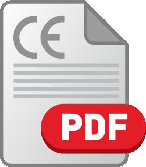 CE megfelelőségi nyilatkozat