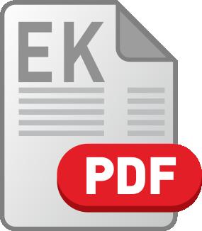 EK megfelelőségi nyilatkozat